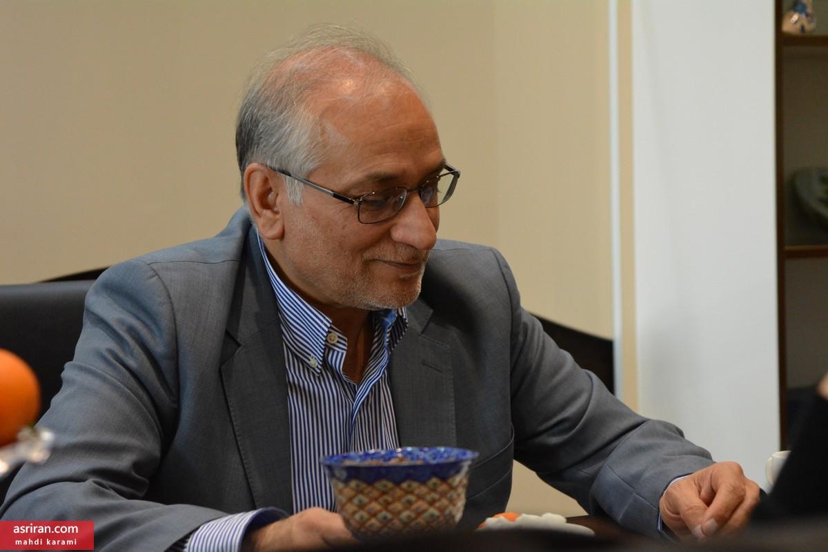 حسین مرعشی: مخالفت رهبری با انصراف آیتالله هاشمی از انتخابات سال 1384