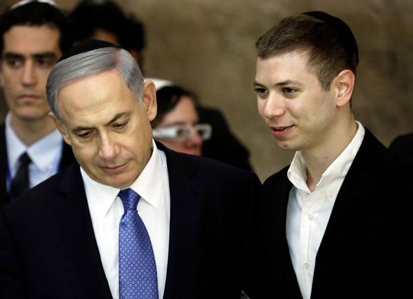 افشای اظهارات جنجالی پسر نتانیاهو در یک کلوب شبانه