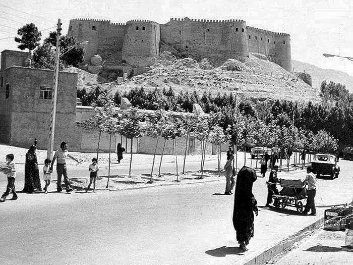 قلعه فلک الافلک دهه٣٠  (عکس)