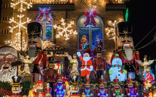 زیباترین خیابان های کریسمسی آمریکا (+عکس)