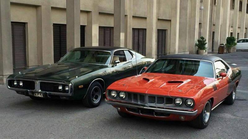 دو خودروی خاص در تهران (عکس)