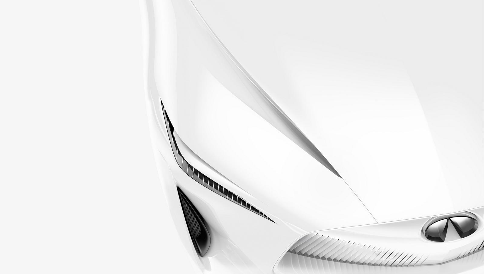 خودروهای آینده اینفینیتی از این طراحی بهره میبرند