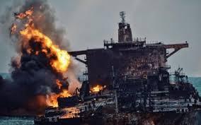 مدیر خبرگزاری صداوسیما: دوربینهای صداوسیما کجا بودند وقتی نفتکش ایرانی آتش گرفت؟!