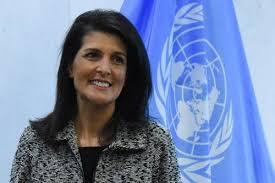 بیانیه نیکی هیلی در حمایت از شروط ترامپ: به برجام پایبندیم اما رفتار بیثباتکننده ایران را تحمل نمیکنیم