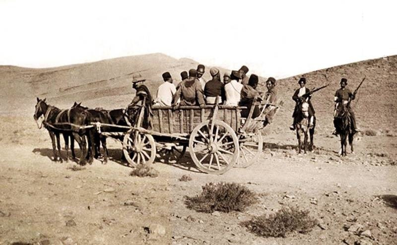 پلیس راه جاده اصفهان در دوره قاجار