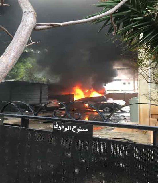 انفجار در جنوب لبنان  (+عکس)
