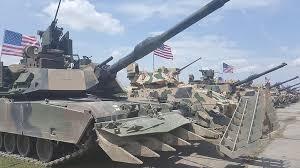 آغاز رزمایش مشترک نظامی امارات - آمریکا