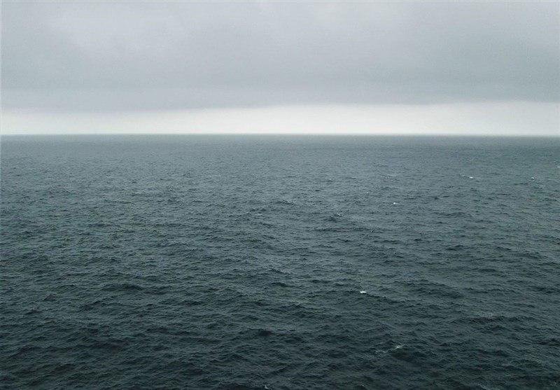 دریا بعد از حادثه نفتکش سانچی (عکس)
