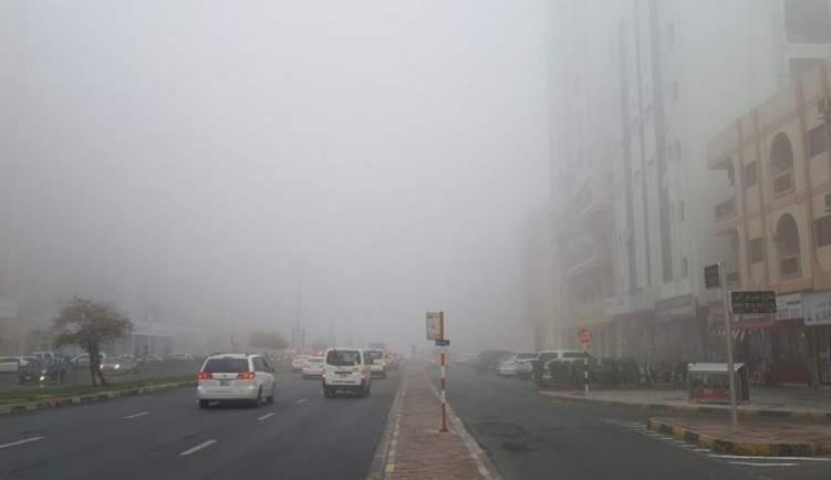 تاخیر پروازهای دوبی به خاطر آلودگی هوا (+عکس)