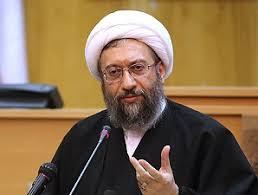 آملی لاریجانی: تحریم خود از سوی آمریکا را افتخار میدانم/ ایران ساکت نخواهد ماند