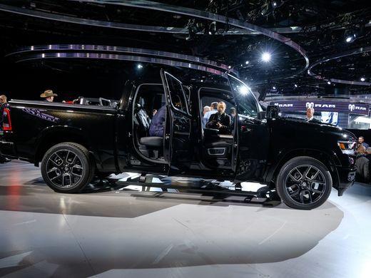 داغترین رویدادهای نمایشگاه خودرویی دیترویت (گزارش تصویری)