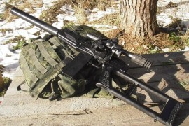 VSK-94؛ قاتل خاموش روس! (+عکس)