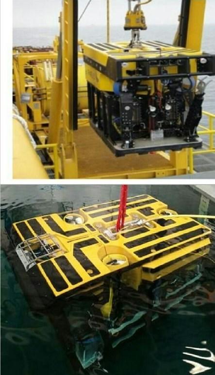 ربات زیردریایی امروز به سانچی میرود (+عکس)