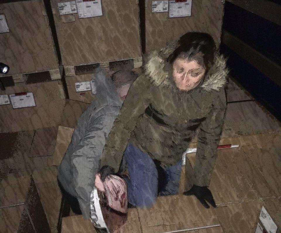 کشف قاچاق انسان در مرز ایران و ترکیه