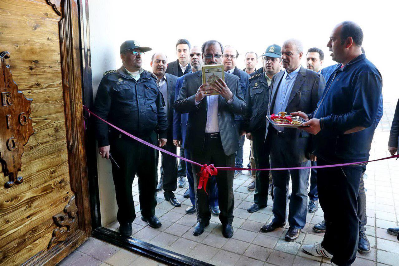 افتتاح مركز مدرن نگهداري اسب هاي تروبرد ايران