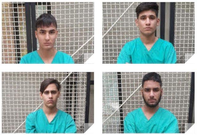 دستگیری زورگیران خشن شهرری