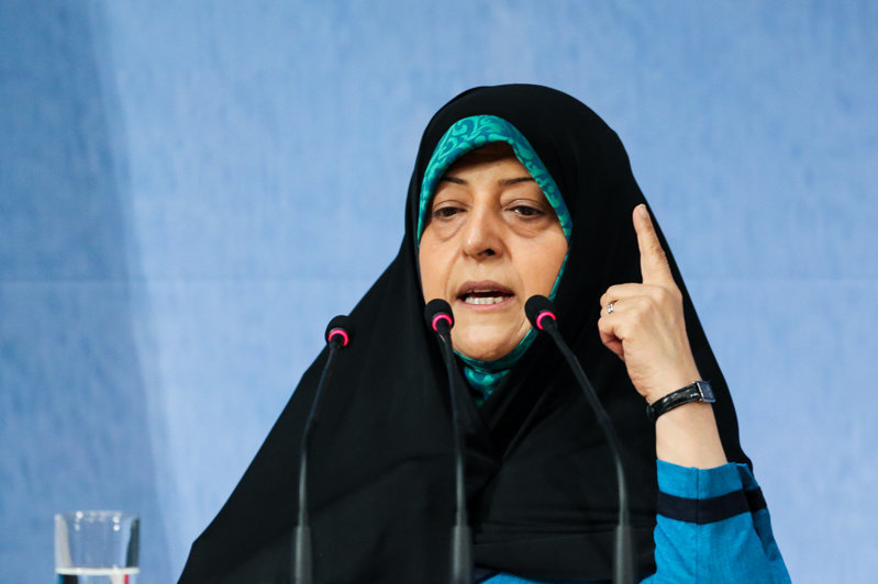 معصومه ابتکار: وضعیت اشتغال زنان مناسب نیست/ در مشارکت سیاسی زنان با معیارهای جهانی فاصله داریم