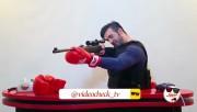 شوخی برنامه ویدیوچک شبکه ورزش با سردار آزمون (فیلم)