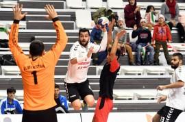 هندبال ایران به دور دوم مسابقات قهرمانی آسیا صعود کرد(+جدول)