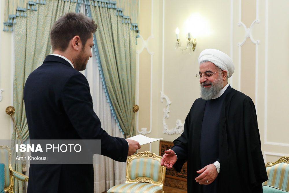 روحانی در دیدار سفیر لهستان: آمریکا از برجام خارج شود متوجه کار بسیار اشتباهش می شود