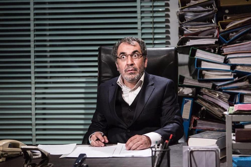 سیامک انصاری در سودای اولین سیمرغ جشنواره فیلم فجر (+عکس)