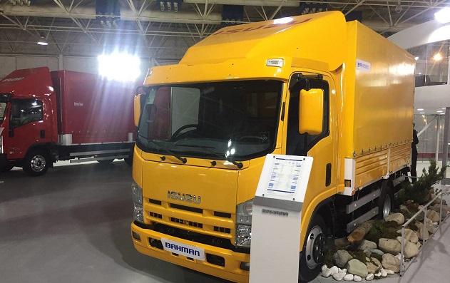 عرضه کامیونت ۸ تن با استاندارد یورو 4 در سال جاری