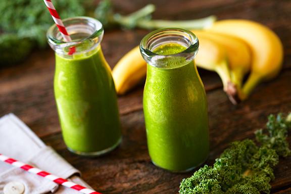 تشویق کودکان به مصرف سبزیجات با این اسموتیها