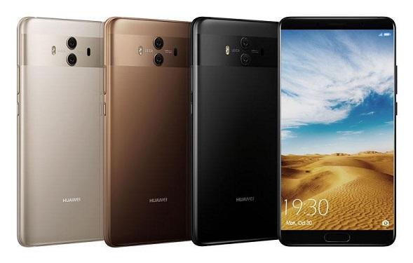 نوآوری های سری HUAWEI mate 10 برای اولین بار در دنیای تلفن همراه