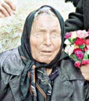 پیشگوییهای زن نابینای بلغاری برای 2018 (+عکس)