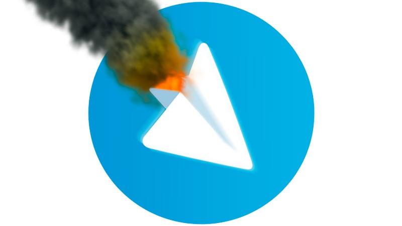 روزهای آخر تلگرام است؟