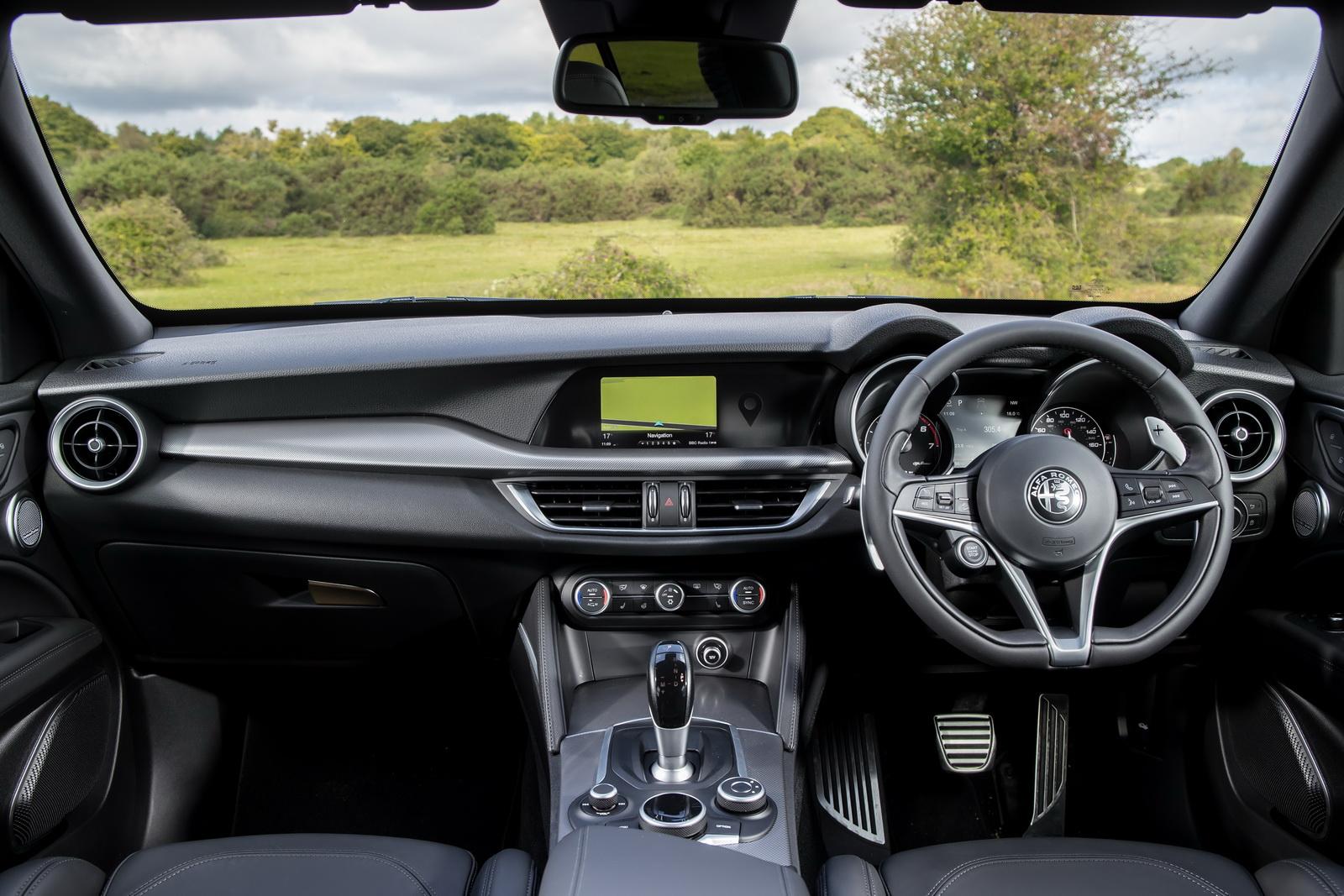 اشتهای سیریناپذیر آلفا برای ساخت SUV جدید پس از استلویو
