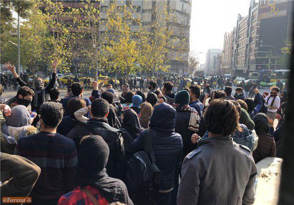 ممنوعیت رسانه های داخلی از اطلاع رسانی وقایع ایران: