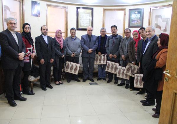 تاکید سلطانیفر بر افزایش همکاریهای رسانهای ایران و اندونزی