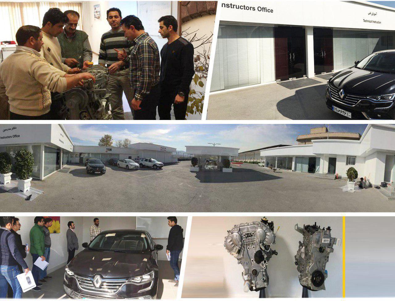آغاز بکار جدیدترین و مجهزترین مرکز آموزش نگین خودرو