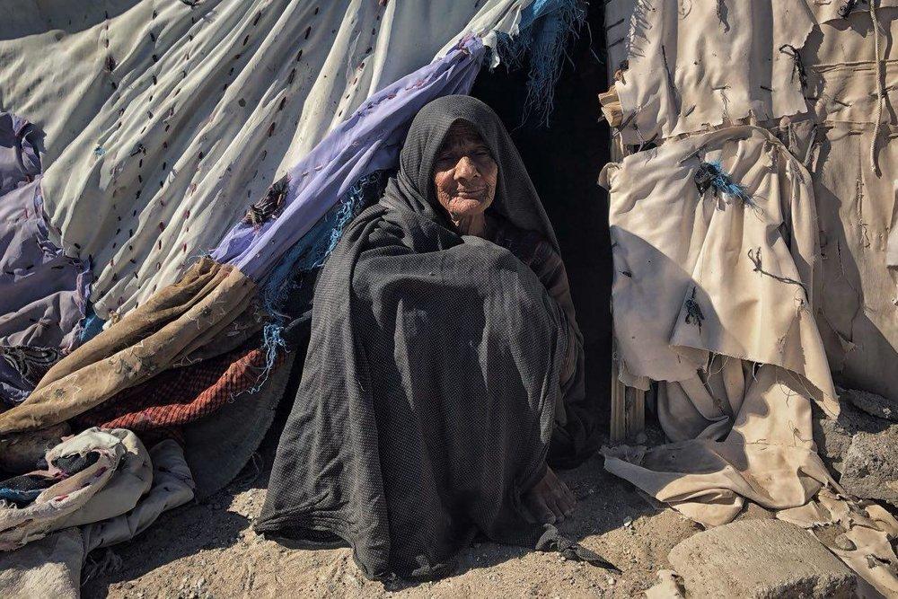 داستان روستای که مردمش یونجه می خورند (+عکس)