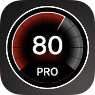 نرم افزار سرعت سنج با GPS برای اندروید (Speed View GPS Pro)