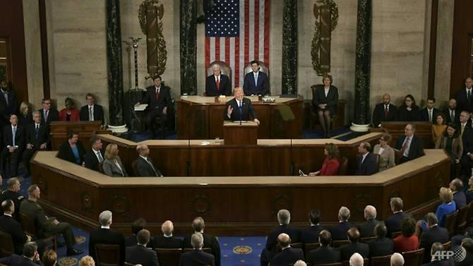 اشارات ترامپ به ایران در نخستین نطق سالانه در کنگره