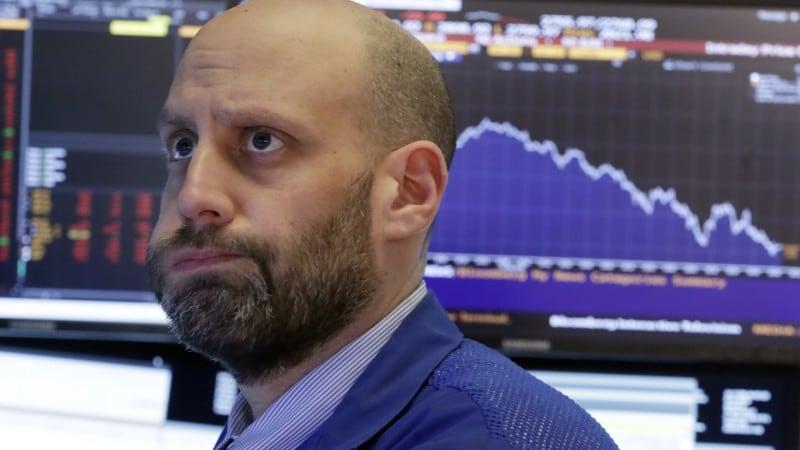 سقوط کمسابقه بازار سهام آمریکا/