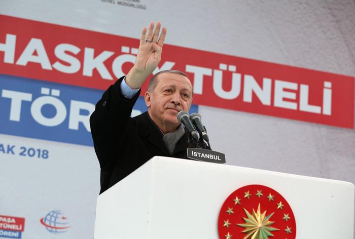 اردوغان: سیاست آمریکا در سوریه علیه منافع ترکیه، ایران و روسیه است