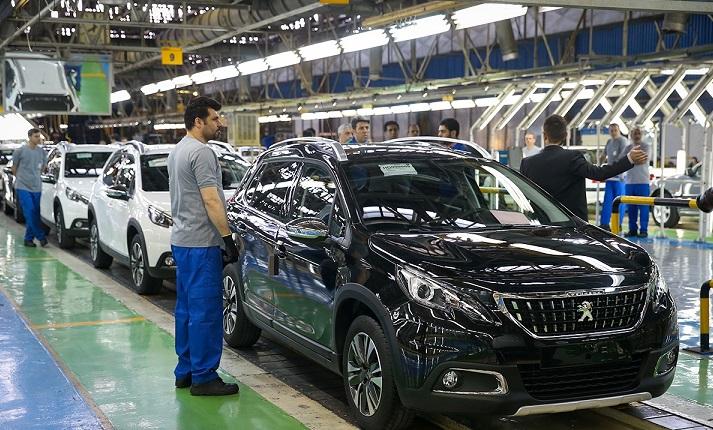 ورود 4 خودروی جدید مشترک ایران و شرکت های خارجی در سال آینده