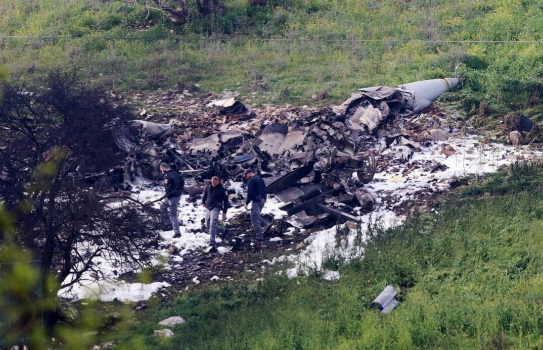 چند نکته درباره سرنگونی جنگنده اسرائیلی توسط سوریه