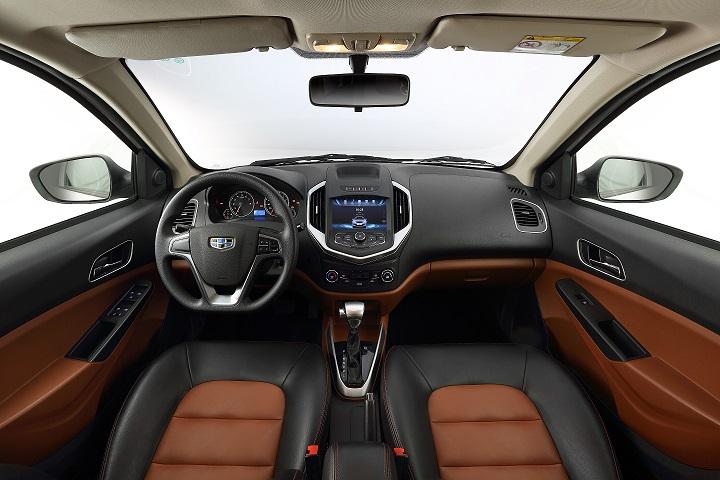 خودروسازان بم، محصول جدید جیلی را عرضه می کند