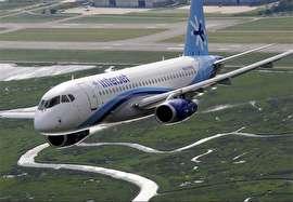 ابراز علاقه ایرانی ها برای خرید هواپیمای سوخو سوپر جت روسی
