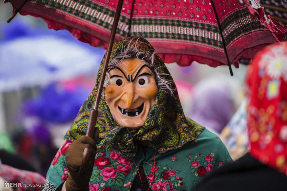 کارناوال خیابانی در آلمان (عکس)