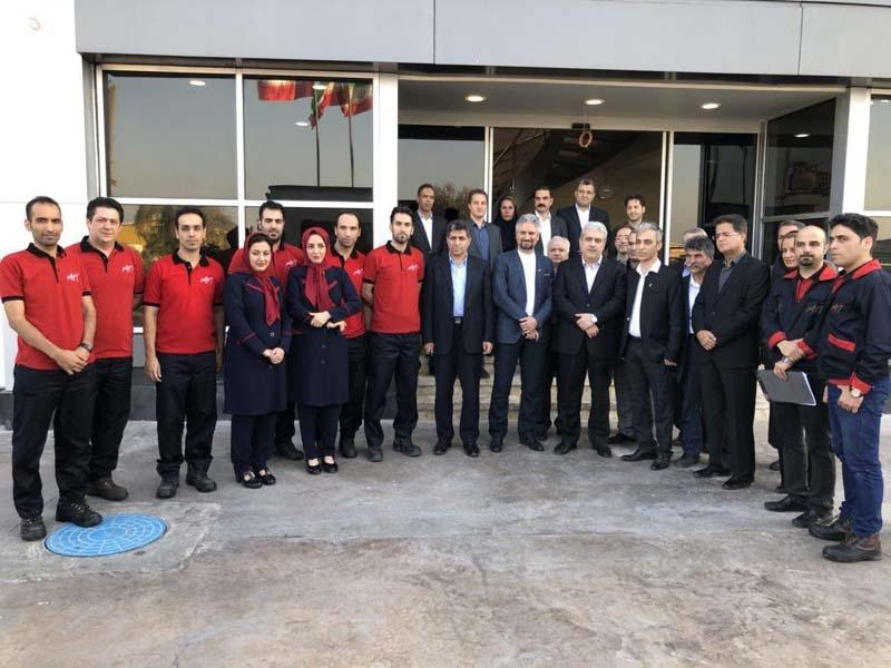 مشارکت بانک رفاه در اجرای یک پروژه دانش بنیان
