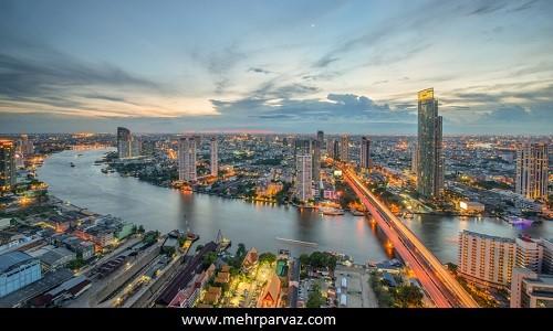 سفر به بانکوک شهر فرشتگان (اطلاع رسانی تبلیغی)