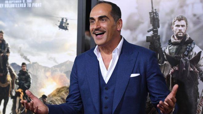 ژنرال دوستم در هالیوود؛ فیلم '۱۲ جنگاور' به سینما آمد