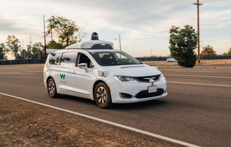 آغاز آزمایش خودروهای خودران «وایمو» در آتلانتا (+عکس)