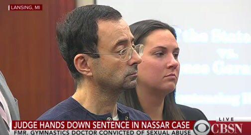 محکومیت پزشک آمریکایی به 175 سال حبس به دلیل آزار جنسی