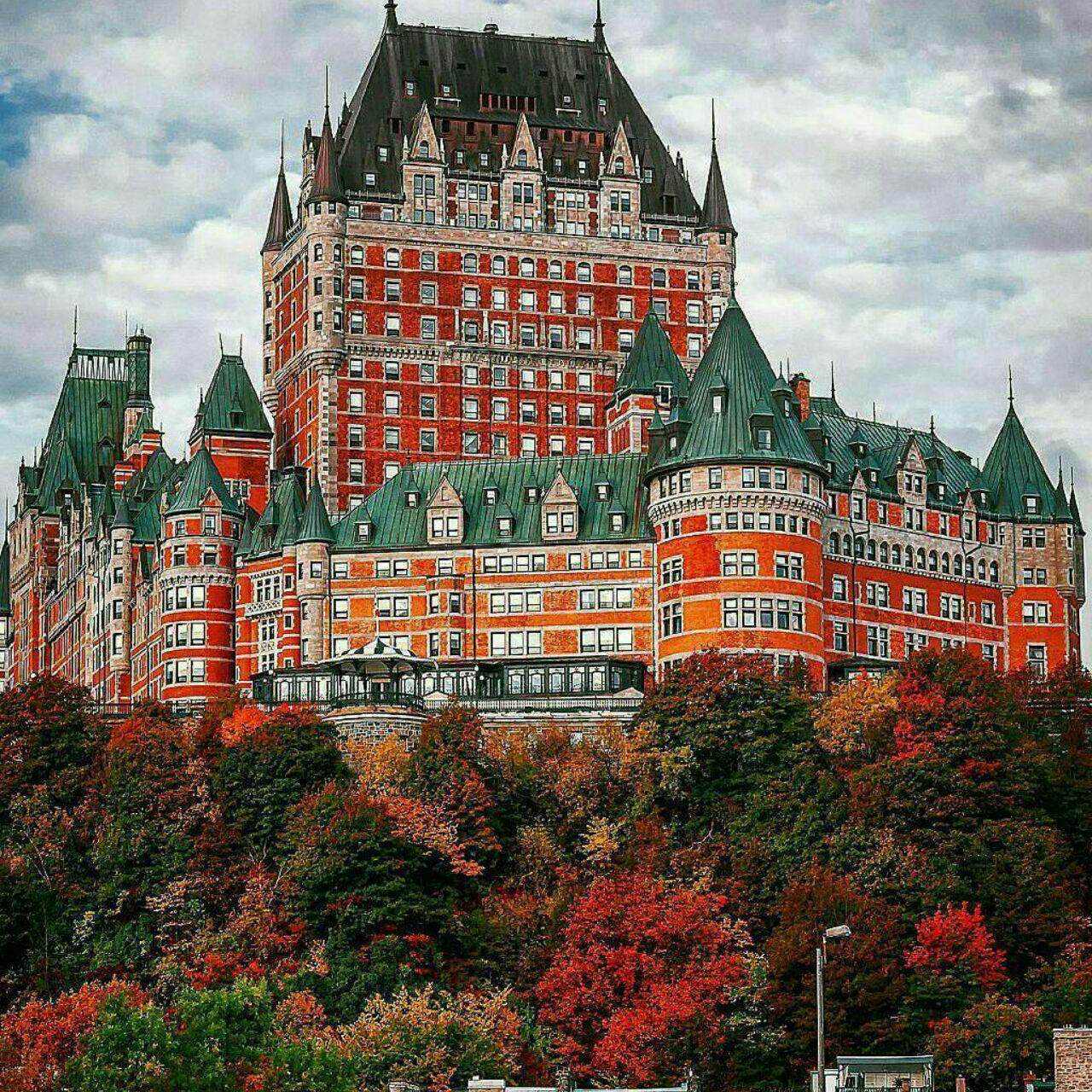 زیباترین هتل جهان (عکس)